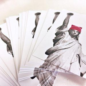 Pussyhat Postcards