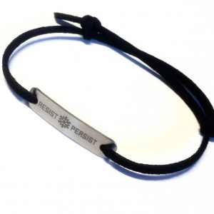 Resist And Persist Bracelet