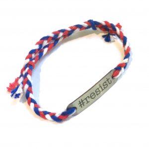 Patriotic Resist Bracelet