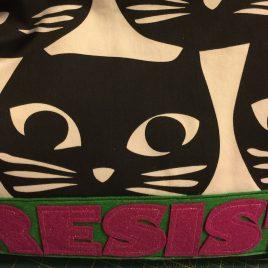 Custom Resist Tote Bag