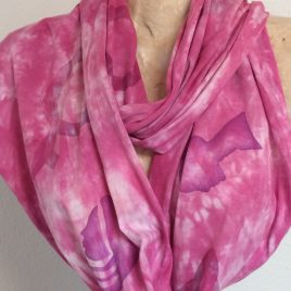 Woman power scarf